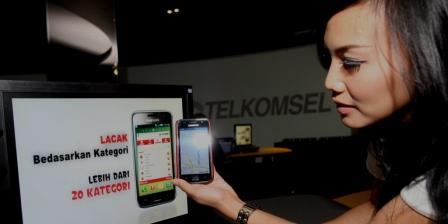 Telkomsel Lacak