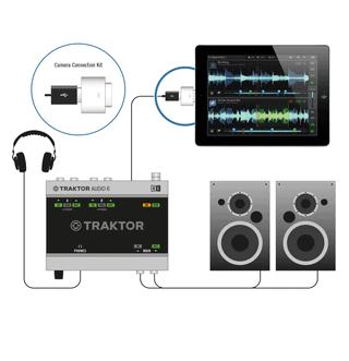 TraktorDJ + Traktor Audio & Speaker