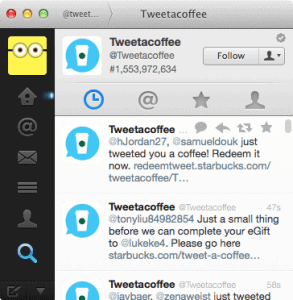 tweet-a-coffee-tweets