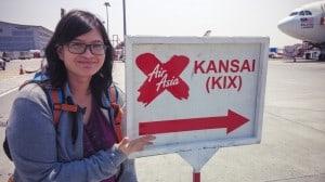 Kansai, here we come