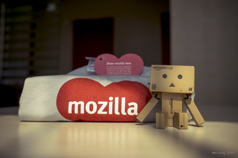 Thanks Mozilla :) \^_^/