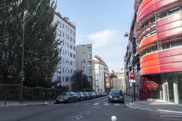 Rue de La Fontain Au Roi